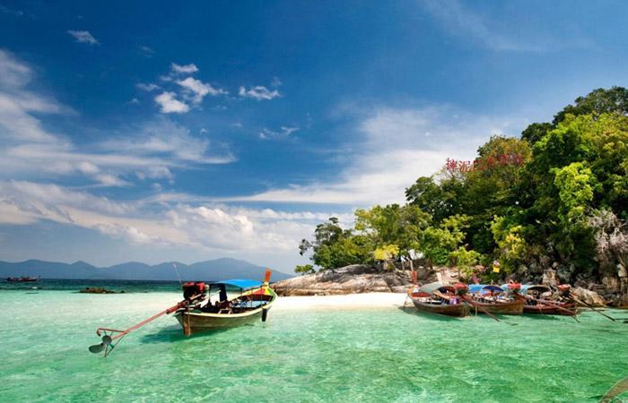 曼谷芭提雅金沙岛8日品质游