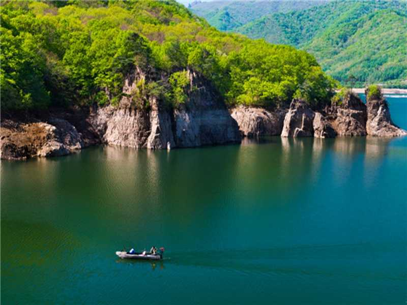 本溪关山湖一日游