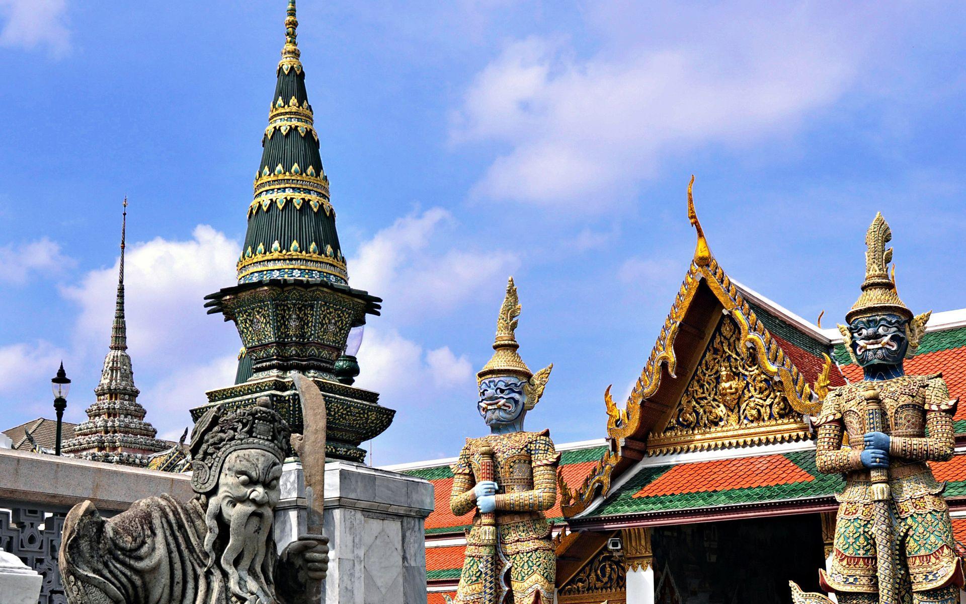 泰国曼谷芭提雅普吉岛6晚8日游
