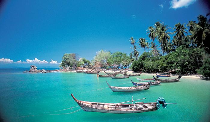 泰国曼谷象岛芭提雅6晚8日