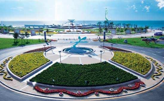 鲅鱼圈山海广场+海鲜自助一日游