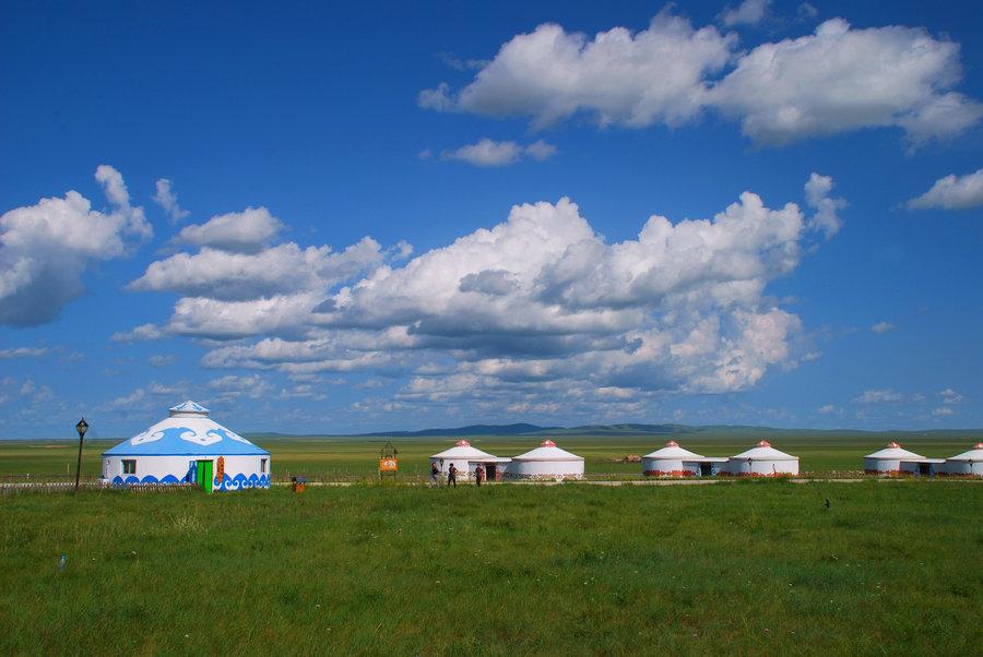 呼伦贝尔草原、呼伦湖、满洲里双卧4日游